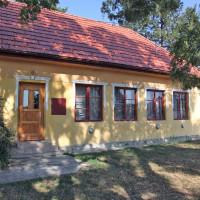 Gemeenschapshuis in Vilmány.